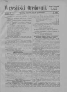 Wrzesiński Orędownik: organ urzędowy za powiat wrzesiński 1919.10.09 Nr119 (wydanie polskie)