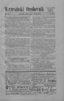Wrzesiński Orędownik: organ urzędowy za powiat wrzesiński 1919.10.11 Nr120 (wydanie polskie)