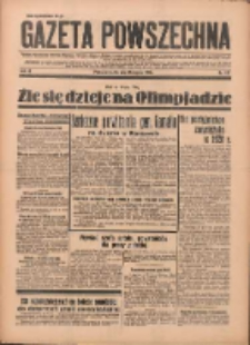 Gazeta Powszechna 1936.08.13 R.19 Nr187