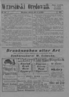Wrzesiński Orędownik: organ urzędowy za powiat wrzesiński 1919.12.06 Nr144 (wydanie polskie)
