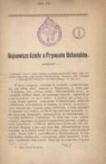 Najnowsze dzieło o Prymasie Uchańskim