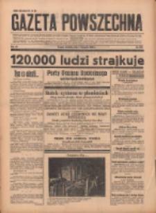 Gazeta Powszechna 1936.11.01 R.19 Nr255