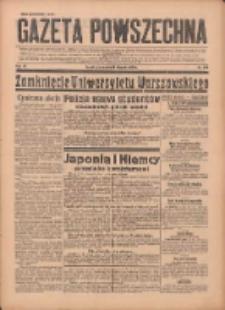 Gazeta Powszechna 1936.11.27 R.19 Nr276