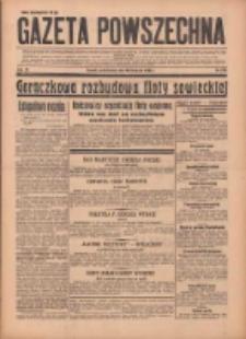 Gazeta Powszechna 1936.11.30 R.19 Nr279