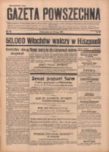 Gazeta Powszechna 1937.02.19 R.20 Nr40