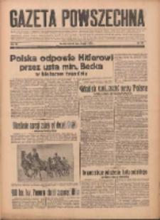 Gazeta Powszechna 1939.05.02 R.22 Nr101