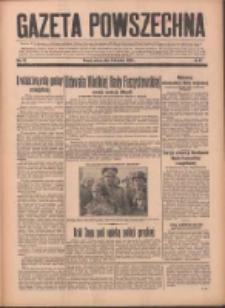 Gazeta Powszechna 1939.04.15 R.22 Nr87