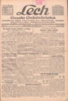 """Lech.Gazeta Gnieźnieńska: codzienne pismo polityczne dla wszystkich stanów. Dodatki: tygodniowy """"Lechita"""" i powieściowy oraz dwutygodnik """"Leszek"""" 1932.02.02 R.33 Nr26"""
