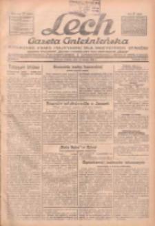 """Lech.Gazeta Gnieźnieńska: codzienne pismo polityczne dla wszystkich stanów. Dodatki: tygodniowy """"Lechita"""" i powieściowy oraz dwutygodnik """"Leszek"""" 1932.03.26 R.33 Nr71"""