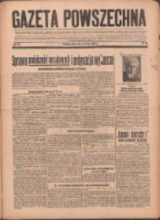 Gazeta Powszechna 1939.02.18 R.22 Nr40