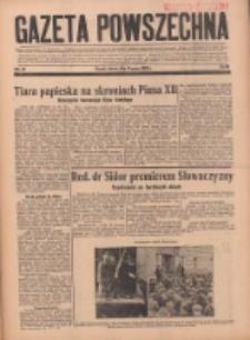 Gazeta Powszechna 1939.03.14 R.22 Nr60