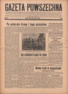 Gazeta Powszechna 1939.02.07 R.22 Nr30