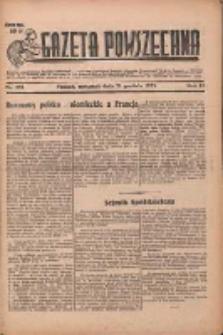 Gazeta Powszechna 1933.12.21 R.15 Nr293