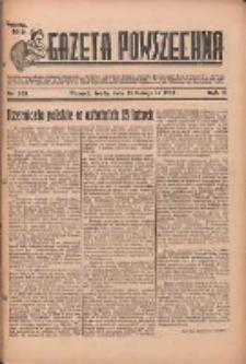 Gazeta Powszechna 1933.11.15 R.15 Nr263