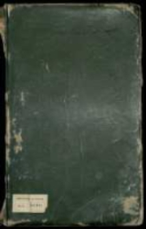 Akta, korespondencja i publicystyka polityczna dotyczące wyboru Augusta III (1733-1735)