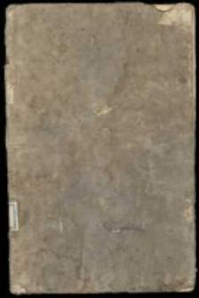 Zbiór mów, wierszy itd. 1782-1793