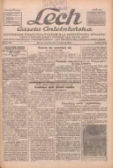 """Lech.Gazeta Gnieźnieńska: codzienne pismo polityczne dla wszystkich stanów. Dodatki: tygodniowy """"Lechita"""" i powieściowy oraz dwutygodnik """"Leszek"""" 1932.11.17 R.33 Nr265"""