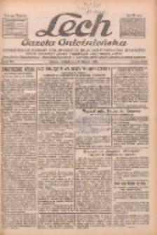 """Lech.Gazeta Gnieźnieńska: codzienne pismo polityczne dla wszystkich stanów. Dodatki: tygodniowy """"Lechita"""" i powieściowy oraz dwutygodnik """"Leszek"""" 1932.11.20 R.33 Nr268"""