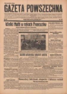 Gazeta Powszechna 1937.10.19 R.20 Nr243