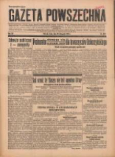 Gazeta Powszechna 1937.11.10 R.20 Nr261