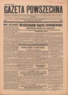 Gazeta Powszechna 1937.11.14 R.20 Nr264