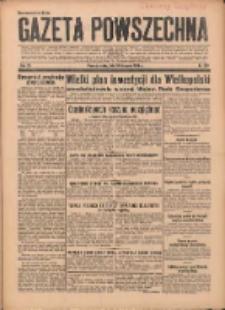 Gazeta Powszechna 1937.11.20 R.20 Nr269