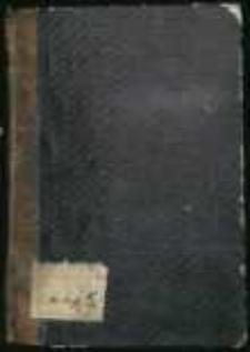 Biblia Vetus Testamentum.