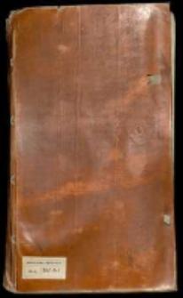 Materiały historyczne z lat 1523-1664 dotyczące głównie stosunków politycznych i wojskowych w Brandenburgii, Francji, Szwecji, Anglii, Niderlandach i na Pomorzu Zachodnim