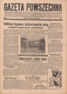 Gazeta Powszechna 1938.08.24 R.21 Nr191