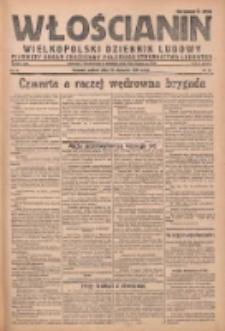 Włościanin: wielkopolski dziennik ludowy: pierwszy organ codzienny Polskiego Stronnictwa Ludowego 1928.01.13 R.10 Nr10