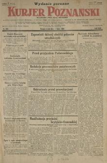 Kurier Poznański 1931.07.01 R.26 nr 293