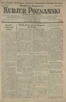 Kurier Poznański 1931.07.14 R.26 nr 316