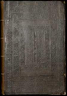 Kopiariusz Andrzeja Dudycza, zawierający pisma oraz listy własne i obce, dotyczące reformacji