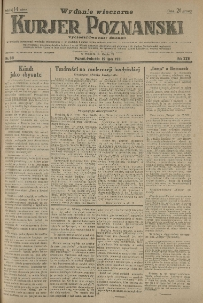 Kurier Poznański 1931.07.22 R.26 nr 330