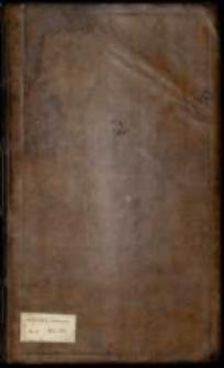 """Manuscriptum Caroli Kreni. Collectantei Varii Tomus VII."""