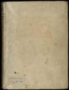 Diario della legatione in Polonia del Card. Gaetano ne anni MDLXXXXVI et VII scritto da Gio. Paolo Mucante mastro di ceremonie