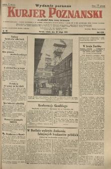 Kurier Poznański 1931.02.28 R.26 nr 95