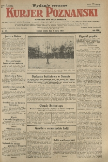 Kurier Poznański 1931.03.07 R.26 nr 107