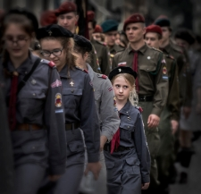 Girl from Warsaw