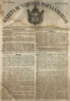 Gazeta Wielkiego Xięstwa Poznańskiego 1854.01.01 Nr1