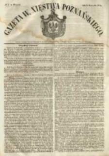 Gazeta Wielkiego Xięstwa Poznańskiego 1854.01.03 Nr2