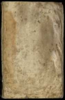 Annales Mss a 1647 ad 1656 [a] Vladislai [appara]tu contra Turcas. Author Stanislaus Temberski Collega Minor