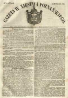 Gazeta Wielkiego Xięstwa Poznańskiego 1854.01.17 Nr14