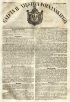 Gazeta Wielkiego Xięstwa Poznańskiego 1854.01.26 Nr22