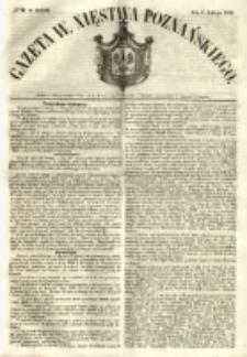 Gazeta Wielkiego Xięstwa Poznańskiego 1854.02.11 Nr36