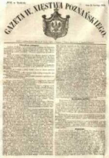 Gazeta Wielkiego Xięstwa Poznańskiego 1854.02.12 Nr37