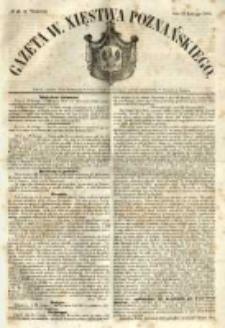 Gazeta Wielkiego Xięstwa Poznańskiego 1854.02.19 Nr43