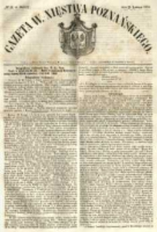 Gazeta Wielkiego Xięstwa Poznańskiego 1854.02.25 Nr48
