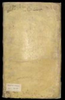 Akta i korespondencja z lat 1696-1731