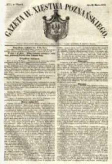Gazeta Wielkiego Xięstwa Poznańskiego 1854.03.28 Nr74